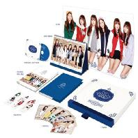 여자친구 2017 SEASONS GREETINGS [달력+DVD]