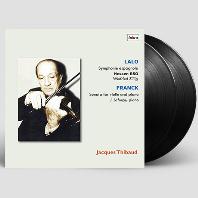 LALO SYMPHONIE ESPAGNOLE & FRANCK VIOLIN SONATA [180G LP] [자크 티보의 예술 2집: 랄로 스페인 교향곡 & 프랑크 바이올린 소나타] [한정반]