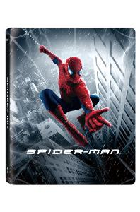 스파이더맨 1: 리마스터 4K [스틸북 한정판] [SPIDER-MAN]