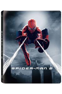 스파이더맨 2: 리마스터 4K [스틸북 한정판] [SPIDER-MAN 2]