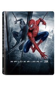 스파이더맨 3: 리마스터 4K [스틸북 한정판] [SPIDER-MAN 3]
