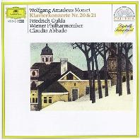 PIANO CONCERTOS NO.20,21/ GULDA/ ABBADO