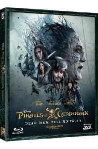 캐리비안의 해적: 죽은 자는 말이 없다 3D+2D [PIRATES OF THE CARIBBEAN: DEAD MEN TELL NO TALES]