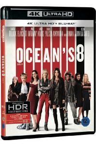 오션스 8 [4K UHD+BD] [OCEAN`S 8] [19년 11월 블랙프라이데이 가격인하]