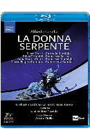 LA DONNA SERPENTE/ GIANANDREA NOSEDA [카셀라: 오페라 <뱀 여인>] [한글자막]
