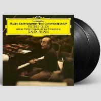 PIANO CONCERTOS NOS.25 & 27/ FRIEDRICH GULDA, CLUDIAO ABBADO [모차르트: 피아노 협주곡 25, 27 - 굴다, 아바도] [180G LP]