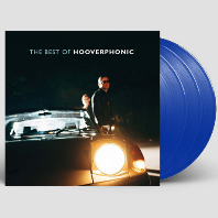 THE BEST OF HOOVERPHONIC [180G TRANSLUCENT BLUE LP] [한정반]
