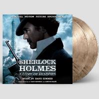 SHERLOCK HOLMES: A GAME OF SHADOWS [셜록 홈즈: 그림자 게임] [180G SMOKE LP] [한정반]