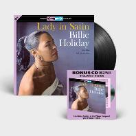 LADY IN SATIN [180G LP+CD]