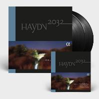 LA ROXOLANA/ GIOVANNI ANTONINI [하이든 2032 프로젝트 8집: 교향곡 63번<록슬란>, 43번 <머큐리>- 지오반니 안토니니] [180G 2LP+CD]