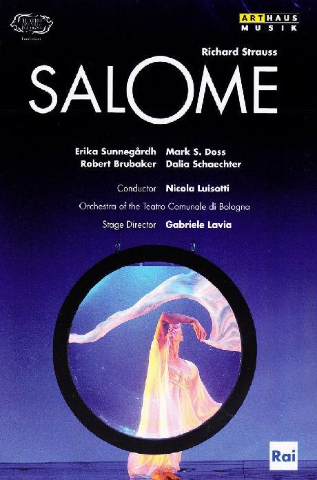 SALOME/ NICOLA LUISOTTI [슈트라우스: 살로메]