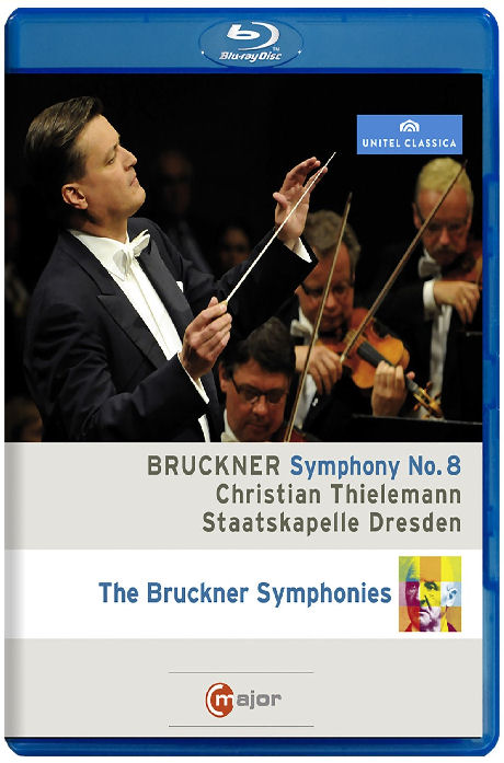 SYMPHONY NO.8/ CHRISTIAN THIELEMANN [<!HS>브루크너<!HE>: 교향곡 8번]