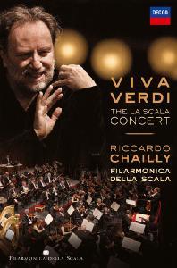 VIVA VERDI: THE SCALA CONCERT/ RICCARDO CHAILLY [비바 베르디: 라스칼라 실황]