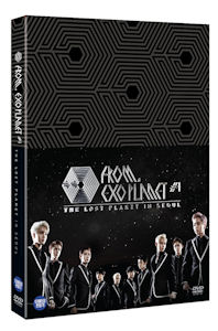 THE LOST PLANET IN SEOUL [3DVD+포토북]