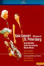 GALA CONCERTO 300 YEARS OF ST. PETERSBURG/ YURI TEMIRKANOV [상트 페테르부르크 300주년 갈라콘서트]