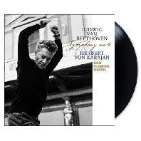 SYMPHONY NO.4/ HERBERT VON KARAJAN [180G LP] [베토벤: 교향곡 4번]