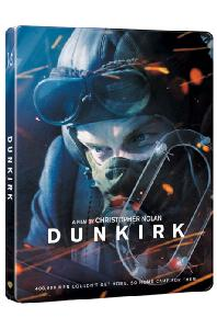 덩케르크 [4K UHD+BD] [스틸북 한정판] [DUNKIRK]