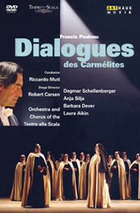 DIALOGUES DES CARMELITES/ RICCARDO MUTI [풀랑: 카르멜파 수녀들의 대화]