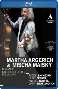 SCHERZO CAPRICCIOSO IN D FLAT MAJOR OP.66/ MARTHA ARGERICH, MISCHA MAISKY, <!HS>NEEME<!HE> JARVI [프랑크: 첼로소나타 외(바이올린소나타의 편곡) - 아르헤리치, 마이스키]