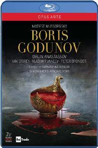 BORIS GODUNOV/ GIANANDREA NOSEDA [무소르크스키: 보리스 고두노프]