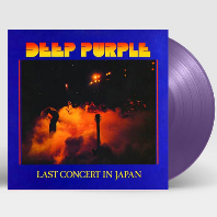 DEEP PURPLE - LAST CONCERT IN JAPAN [LIMITED] [PURPLE COLOURED LP]