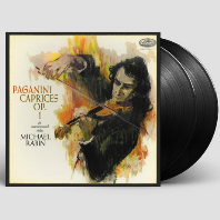 PAGANINI CAPRICES OP.1 [LP]