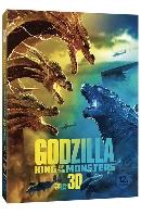 고질라: 킹 오브 몬스터 3D+2D [아웃케이스 한정판] [GODZILLA: KING OF THE MONSTERS]