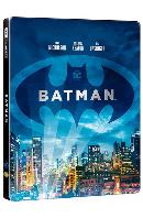 배트맨 4K UHD+BD [스틸북 한정판] [BATMAN]