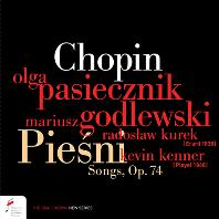 SONGS OP.27/ OLGA PASIECZNIK [쇼팽: 가곡집 - 올가 파시에치니크]