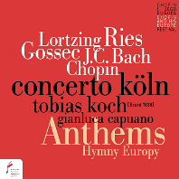 로르칭: '폴란드 사람과 아이' 서곡, J.C.바흐: 건반 협주곡 6번 D장조, 리스: '룰 브리타니아' 변주곡