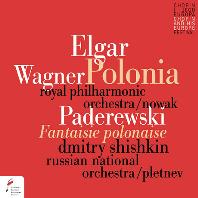 바그너: '폴로니아' 서곡, 엘가: 교향적 프렐류드 '폴로니아', 파데레프스키: 환상 폴로네즈 op.19
