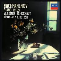 PIANO TRIOS/ VLADIMIR ASHKENAZY, ZSOLT-TIHAMER VISONTAY, MATS LIDSTROEM