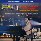 COUNT BASIE - BREAKFAST DANCE AND BARBECUE[수입]*