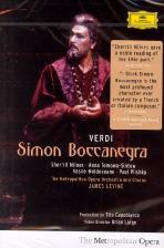 SIMON BOCCANEGRA/ JAMES LEVINE [베르디: 시몬 보카네그라/ 레바인]