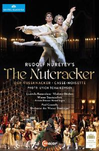 THE NUTCRACKER/ RUDOLF NUREYEV, PAUL CONNELLY [차이코프스키: 호두까기 인형]