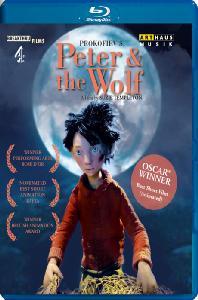 PETER & THE WOLF [프로코피에프: 피터와 늑대 - 애니메이션 필름]