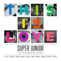 THIS IS LOVE [정규 7집] [스페셜 에디션]
