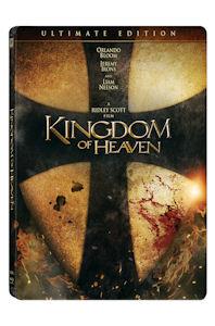 킹덤 오브 헤븐 [스틸북 한정판] [KINGDOM OF HEAVEN]