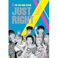 JUST RIGHT [THE 3RD MINI ALBUM]