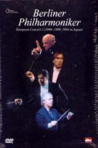 베를린 필하모니 유로피안 콘서트 2 1996-1999,1994 [EUROPEAN CONCERT 2 1996-1999,1994 IN JAPAN] 새상품 입니다.