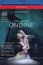 ONDINE/ BARRY WORDSWORTH, THE ROYAL BALLET [헨체: 온디네 - 애쉬튼 안무, 로열 발레 2009년 실황]