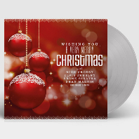 WISHING YOU A VERY MERRY CHRISTMAS [180G RED LP]