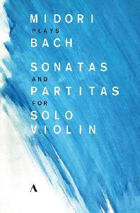 SONATAS AND PARTITAS FOR SOLO VIOLIN/ MIDORI [바흐: 무반주 소나타와 파르티타 - 미도리] [한글자막]