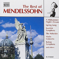 THE BEST OF MENDELSSOHN [멘델스존: 베스트]