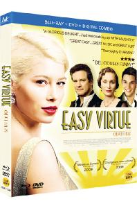 이지 버츄 [BD+DVD] [EASY VIRTUE]