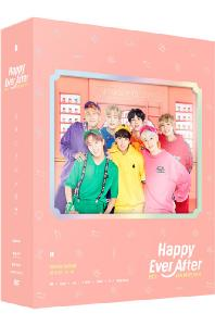 HAPPY EVER AFTER: 4TH MUSTER [3DVD+MD]
