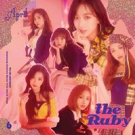 APRIL(에이프릴) - THE RUBY [미니 6집]
