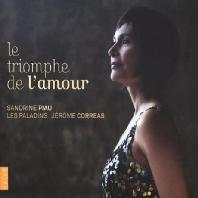 LE TRIOMPHE DE L`AMOUR/ JEROME CORREAS