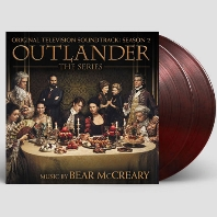 OUTLANDER: SEASON 2 [아웃랜더 시즌 2] [RED & BLACK MIXED] [180G LP]