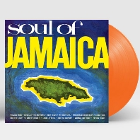 SOUL OF JAMAICA [180G ORANGE LP]